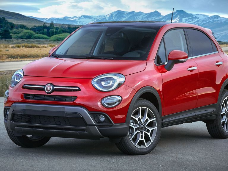 2020 Fiat 500x Review Pricing And Specs Dengan Gambar Mobil