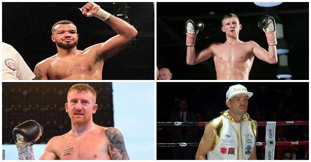 Whos Fighting This Weekend
