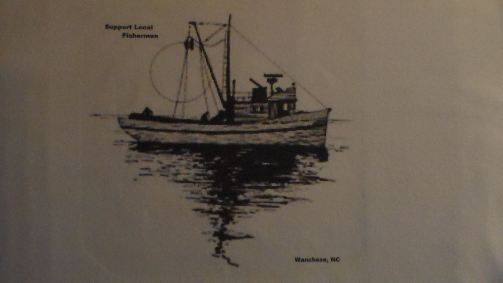 Support local fishermen