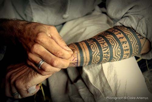 Colin Dale The Forbidden Tattoo Stuff To Buy Tattoos Viking