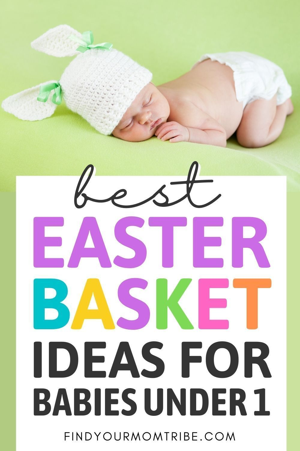 20 Best Easter Basket Ideas In 2021 For Babies Under 1 In 2021 Easter Baskets Mom Birthday Gift Valentines Gift Guide