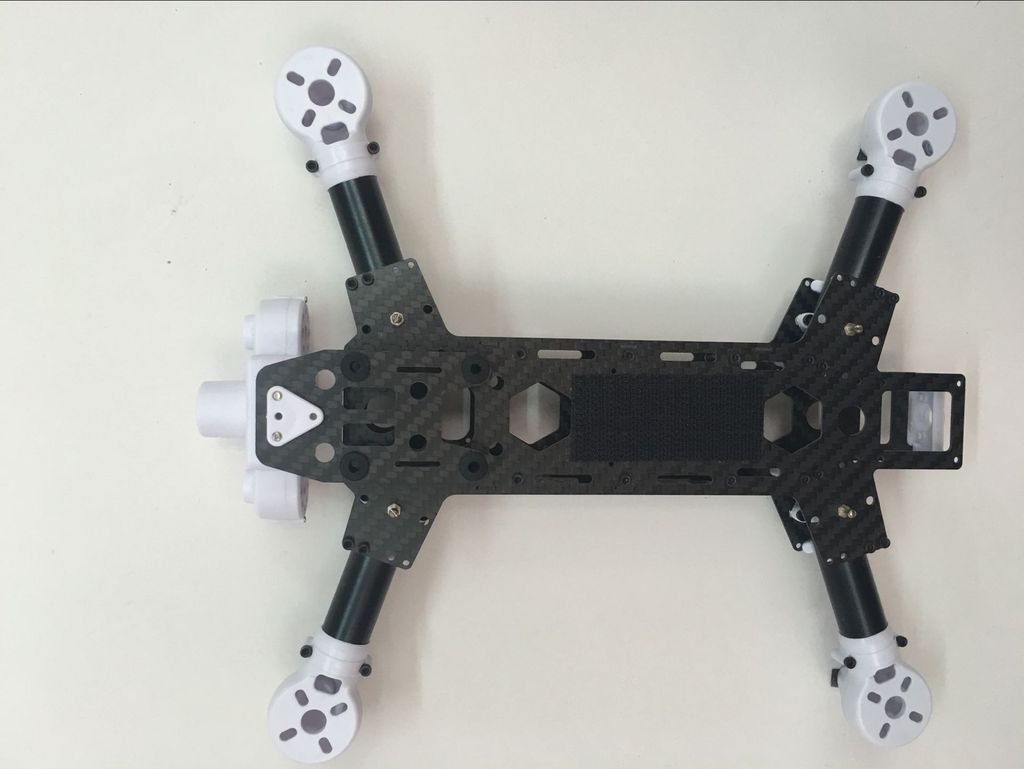 Parkour 280 ROA Hobby Drone Racer Frame Kit Foldable [Parkour 280 ...