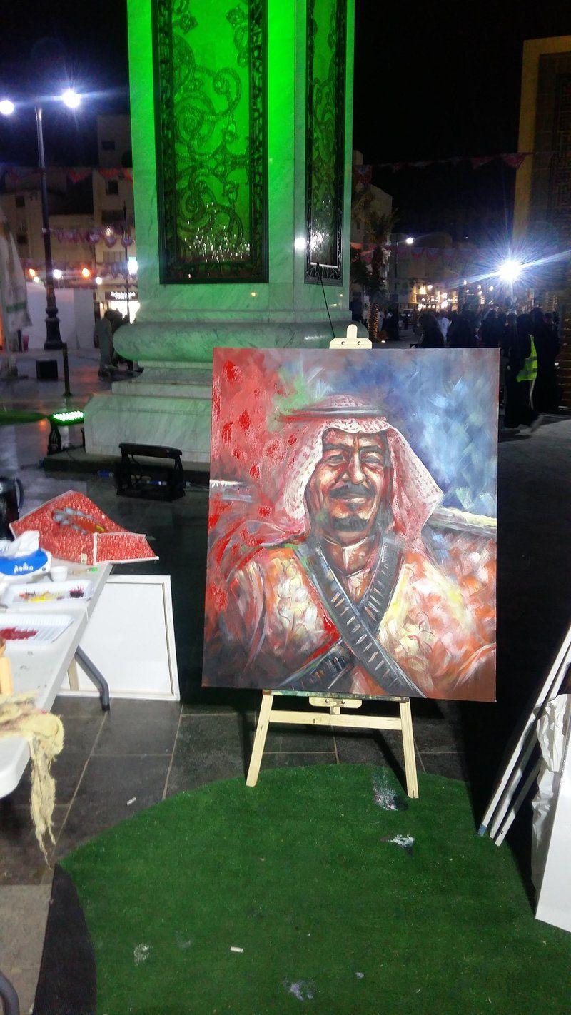 بالصور انطلاق فعاليات مهرجان جادة قباء بالمدينة شبكة سما الزلفي Painting Art Aquarium