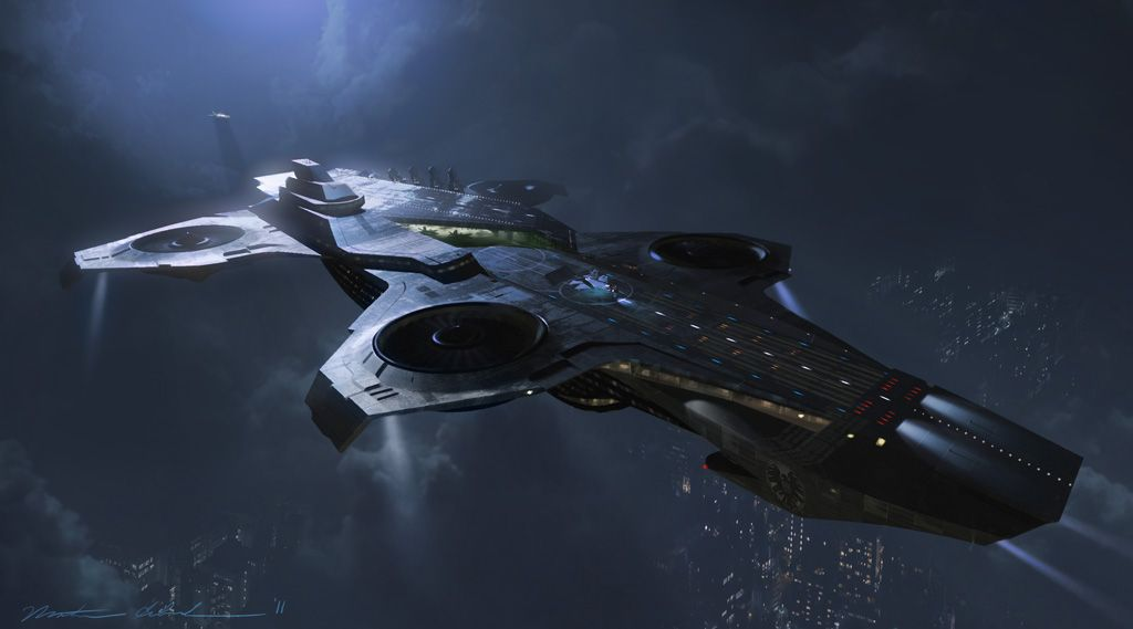 The Avengers Helicarrier Too Slick And Modern For A Soviet Carrier But Still Cool
