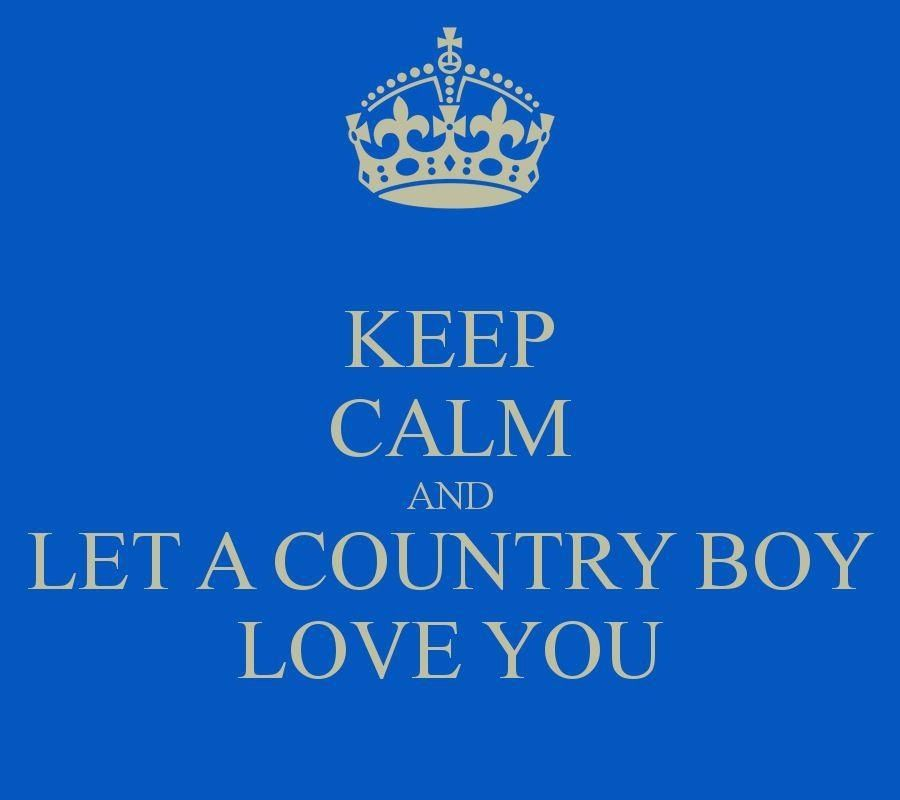 Let a country boy love you