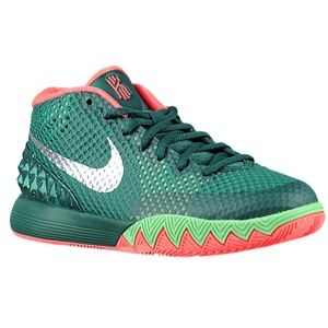 innovative design cb9c2 072af Nike Kyrie I - Boys  Grade School - Irving, Kyrie - Menta Emerald Green Fuchsia  Flash White