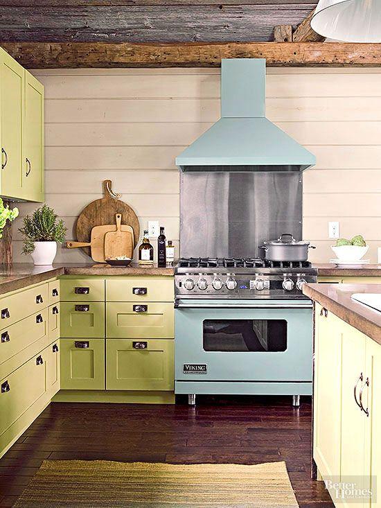 cheap backsplash ideas | kitchens, blue ovens and backsplash ideas