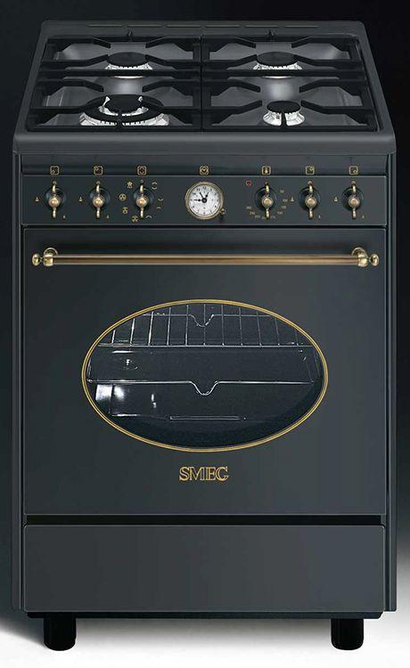 Classic Range Oven By Smeg Appliancist Smeg Oven Range Kitchen Inspirations