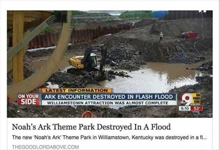 Irony At It 8217 S Finest 27 Pics Floods Humor Funny Pictures Best Funny Pictures