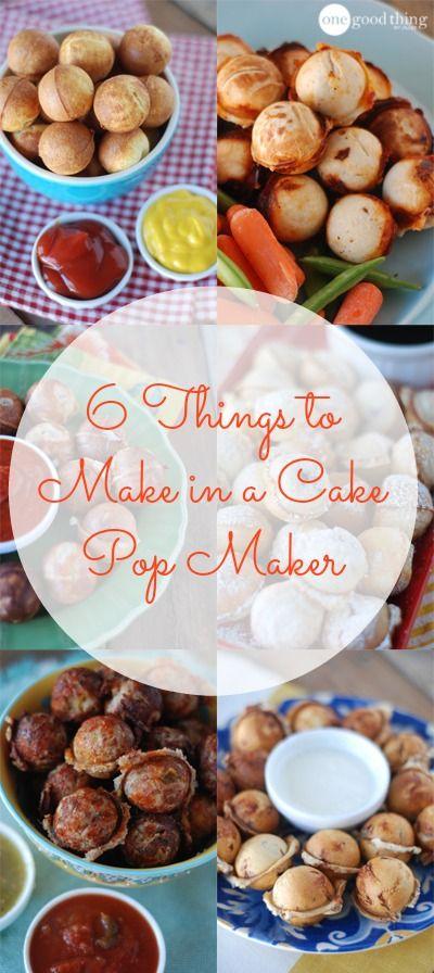 6 Irresistible Reasons You Need A Cake Pop Maker Babycakes Recipes Baby Cakes Maker Cake Pop Maker