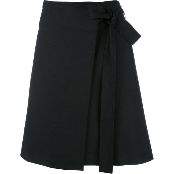 flared midi skirt - Green Luisa Cerano Discount Top Quality Outlet Best Place Low Price J7bky