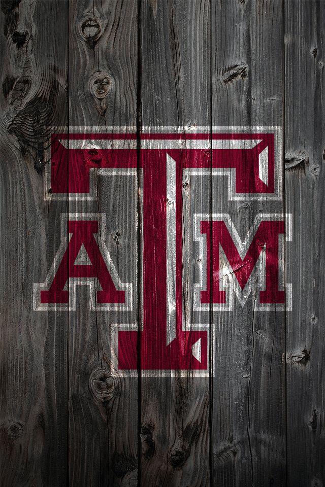 Bama Texas A/&M University Aggies Logo StandZ Photo Desktop Display