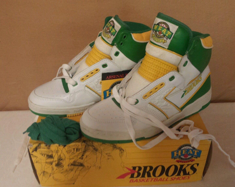 Vintage brooks basketball shoes high tops men's dominique ... - photo #7