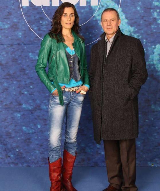 Nina Kunzendorf Joachim Krol Krimis Fernsehserie Tatort