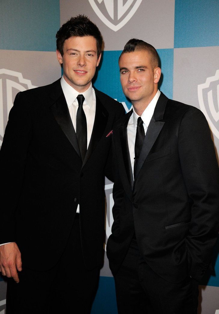 Pin for Later: Glee's Mark Salling Talks About How Cory Monteith's Death Affects the Final Season
