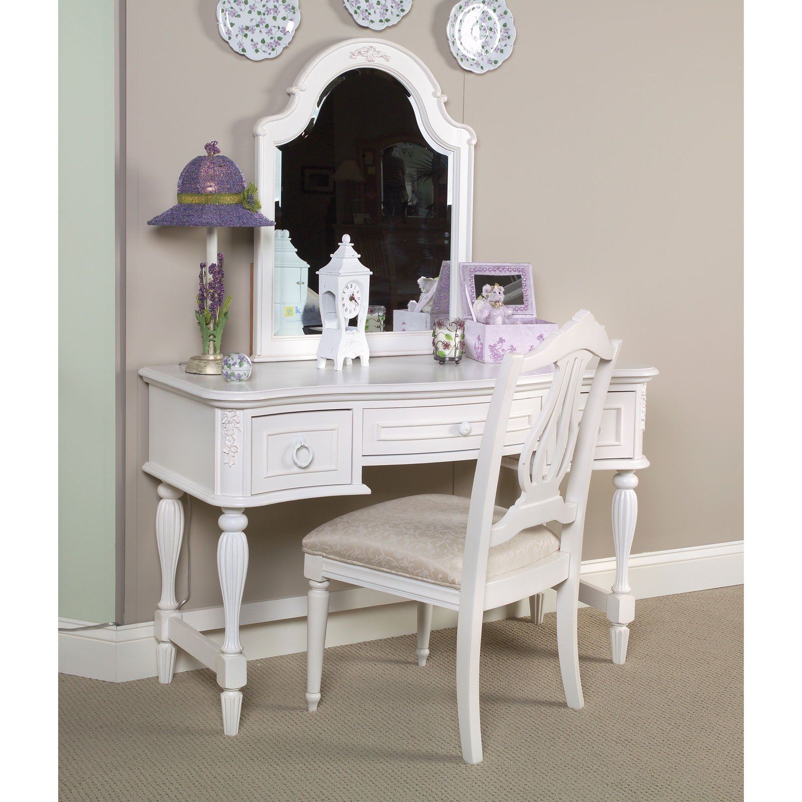 have to have it reflections bedroom vanity set  49999