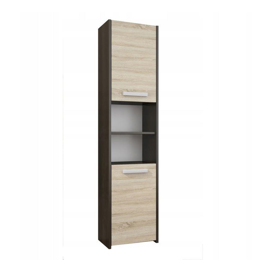 Colonne De Salle De Bain Tall Cabinet Storage Scandinavian Bathroom Storage