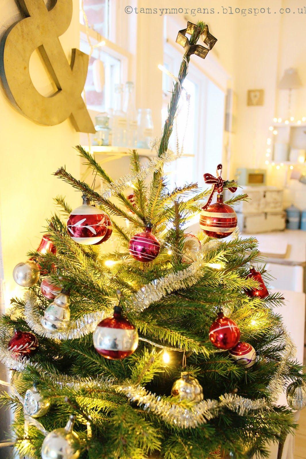 Kitchen Christmas Tree - The Villa on Mount Pleasant | Christmas ...