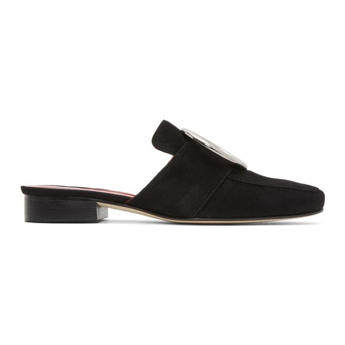 Dorateymur Black Suede Petrol Slip-On Loafers gx9ga