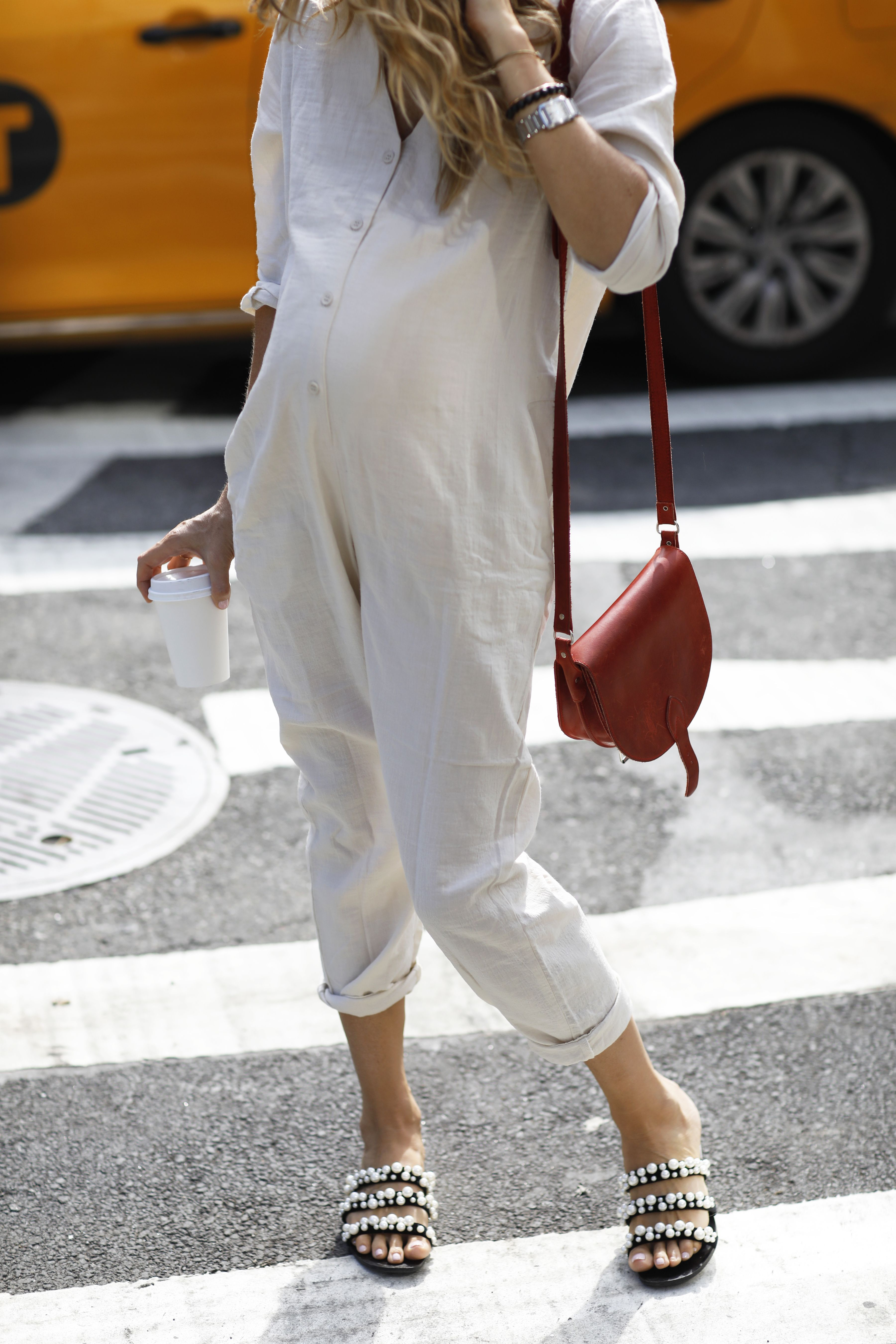 The Taylor Jumper Hatchtagged Maternity Clothes Stylish Women Fashion Maternity Jumpsuit