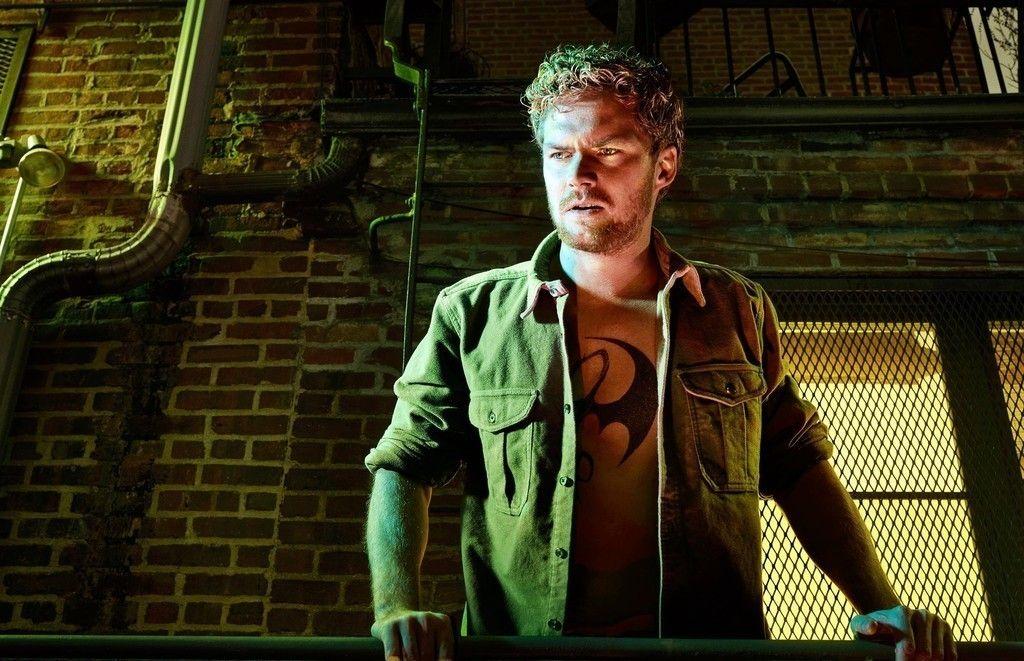 Finn Jones Iron Fist TV Show Wallpaper