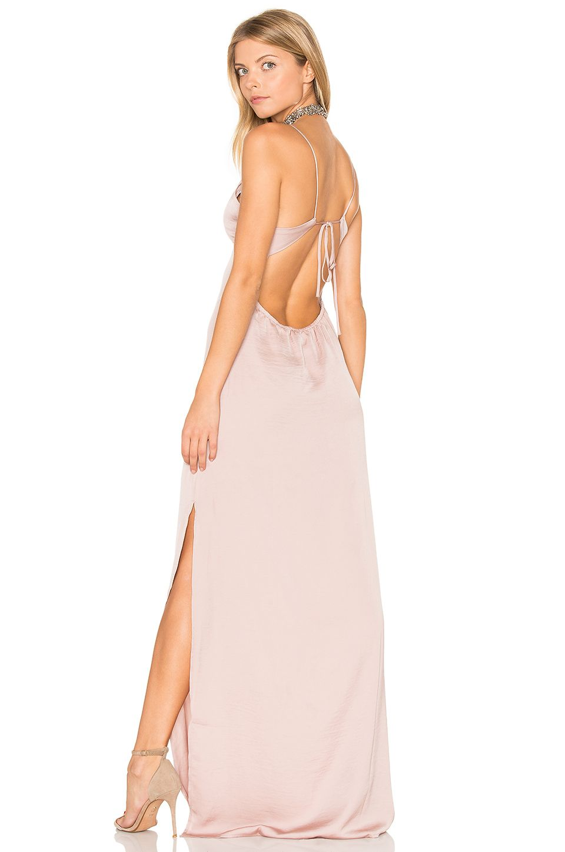 X revolve get out maxi dress