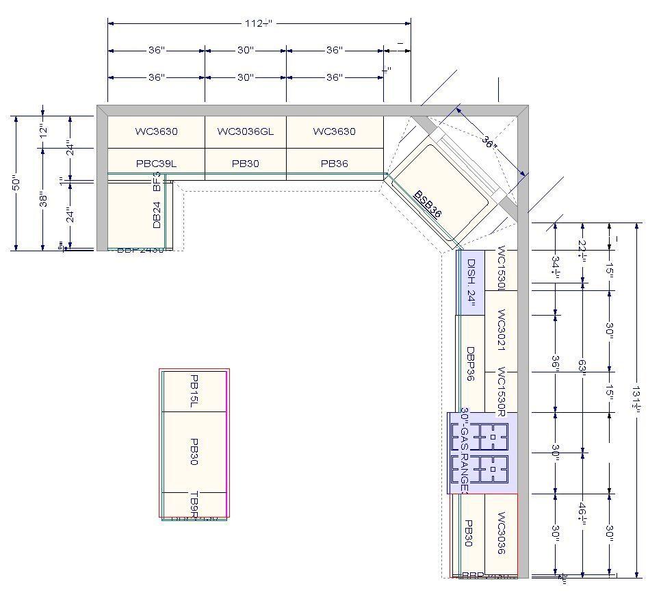 outdoor kitchen floor plans free  Outdoor Kitchen Idea