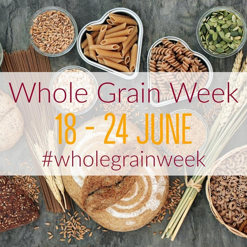 Australian whole grain week 1824th june gf oats wheat