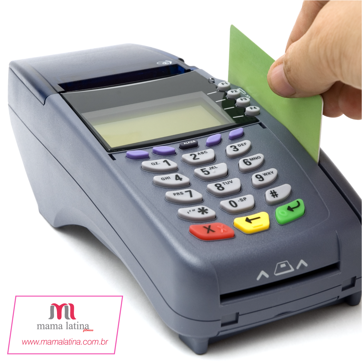 Quer facilidade na hora da compra do seu look ento a mamalatina wireless credit card machine or portable credit card machine terminals allow you to take payments conveniently to the customer fdisp provide best credit colourmoves
