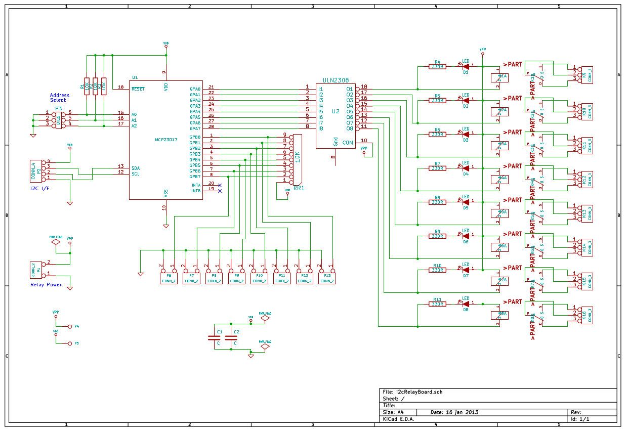 Stupendous Relay Board Wiring Diagrams Wiring Diagram Database Wiring 101 Orsalhahutechinfo