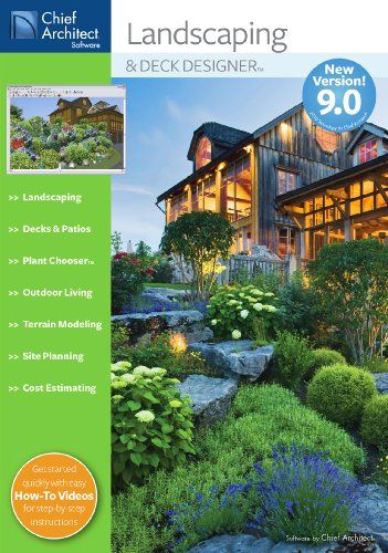 Chief Architect Landscaping Deck Designer 9 0 Download Old Version 34 60 Chief Architect Deck Design Landscape