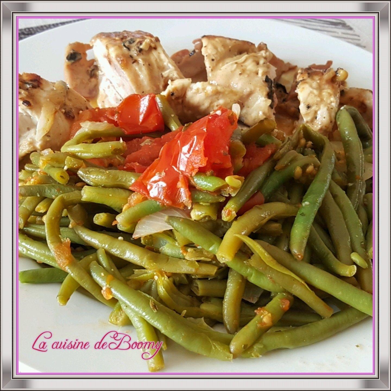 Haricots verts l 39 italienne cookeo recettes - Cuisiner haricots verts surgeles ...