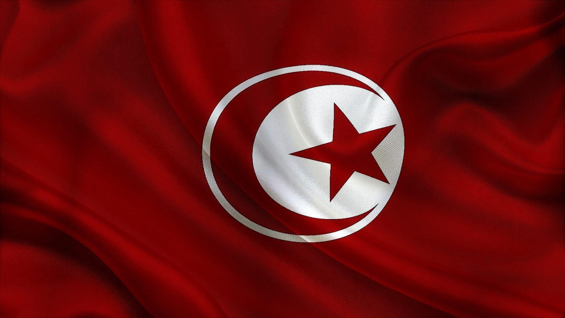 Tunisia Flag wallpaper