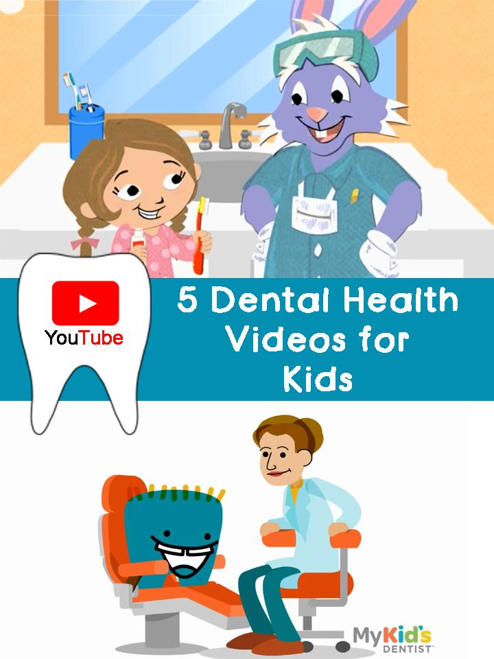 5 YouTube Dental Health Videos for Kids - Primary Theme Park