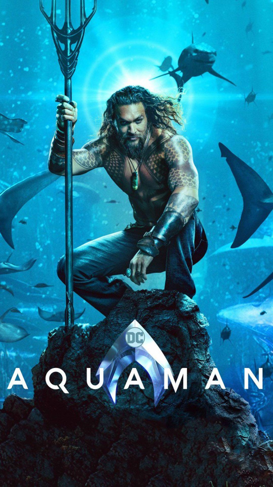 jason momoa in aquaman 2018 | movie wallpapers | pinterest | aquaman