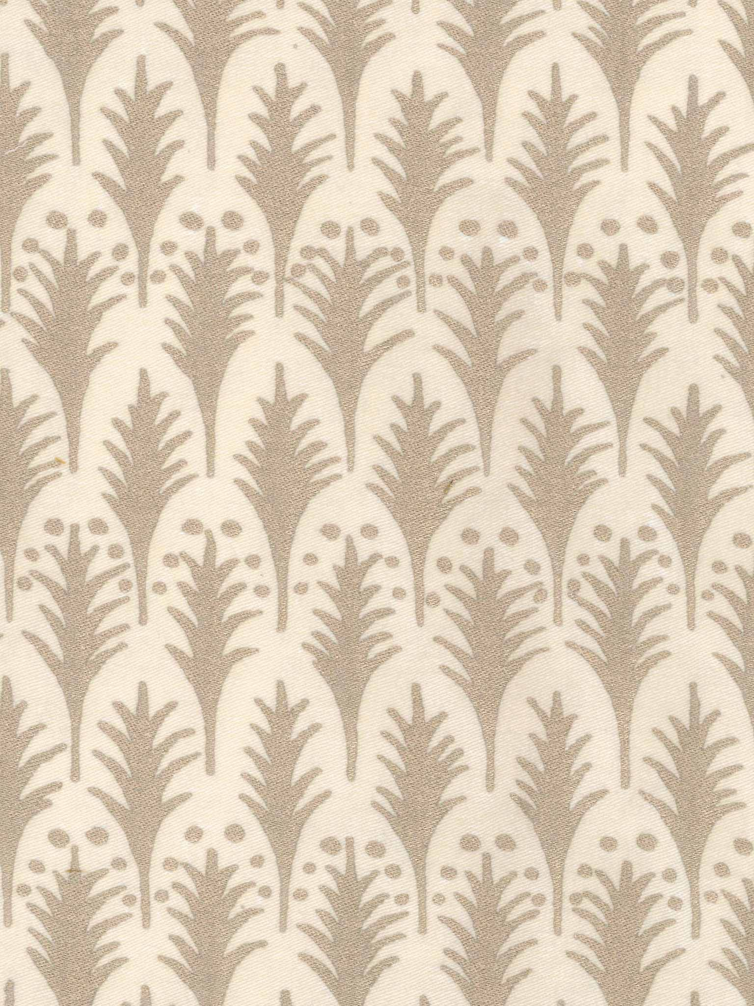 PIUMETTE in ivory & gold