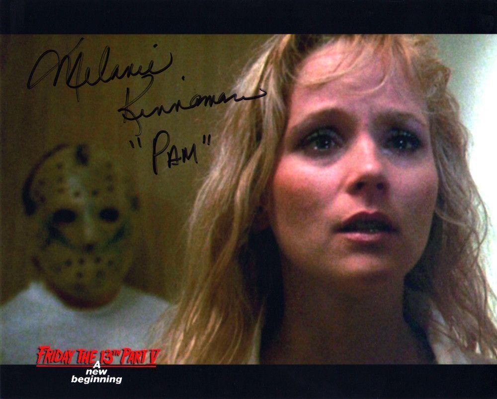 Wall street il denaro non dorme mai amazon it michael douglas - Melanie Kinnaman Hand Signed 8x10 Photo Friday The 13th Part 5 A New Beginning