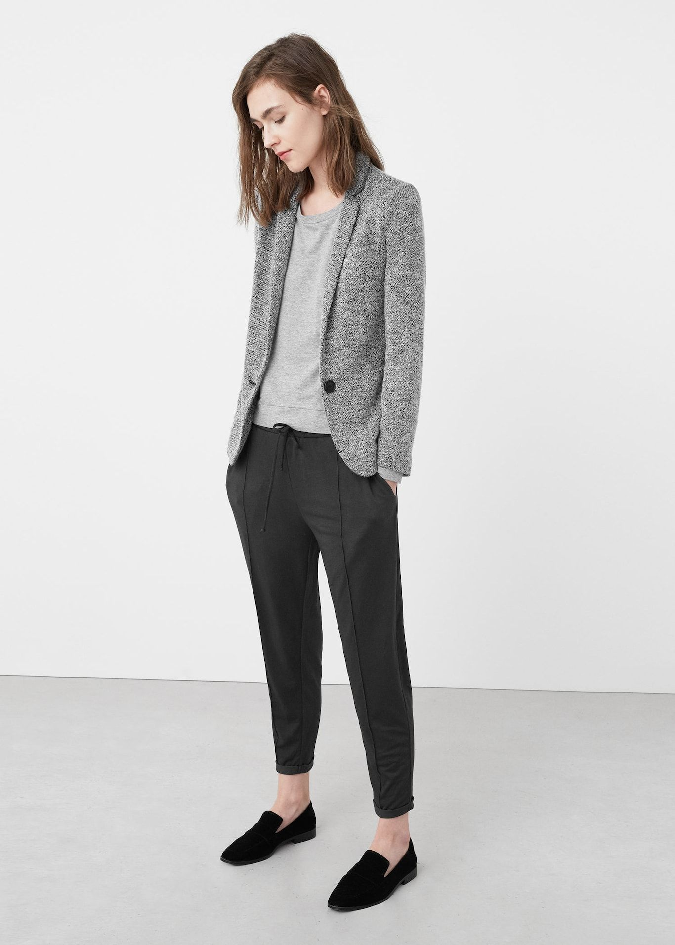 Winter Work Outfits For Women