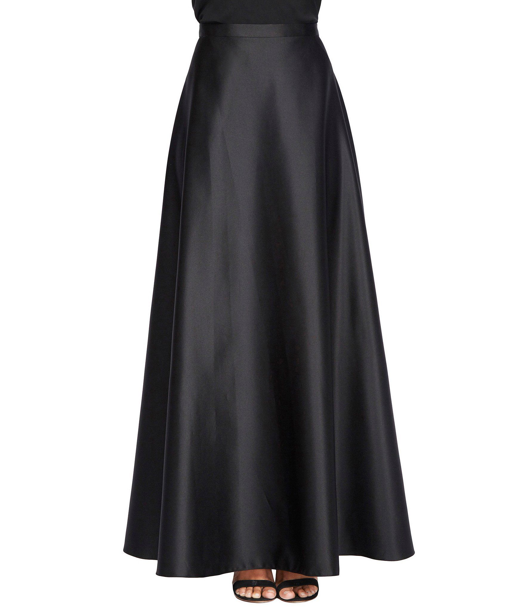 c52d77be1e4 Shop for Alex Evenings Petite Long Illusion A-Line Skirt at Dillards.com.  with pockets in Peties