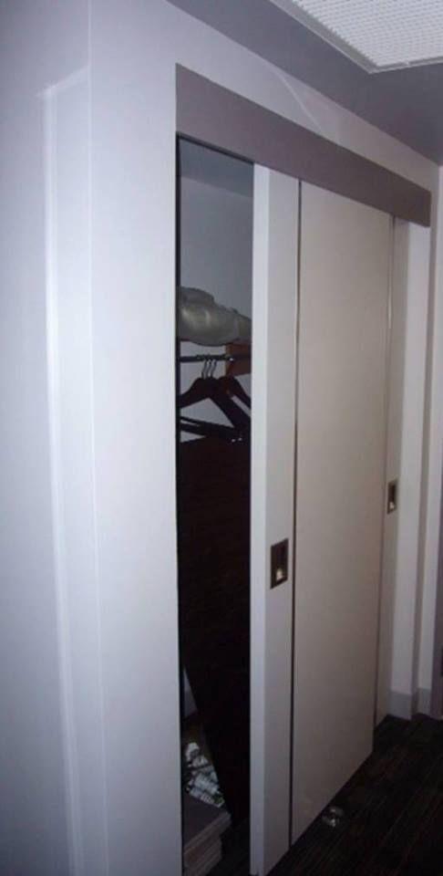 Loews Hollywood Bi-Pass Closet Doors & Loews Hollywood Bi-Pass Closet Doors | DSI Wall Slider Barn Doors ...