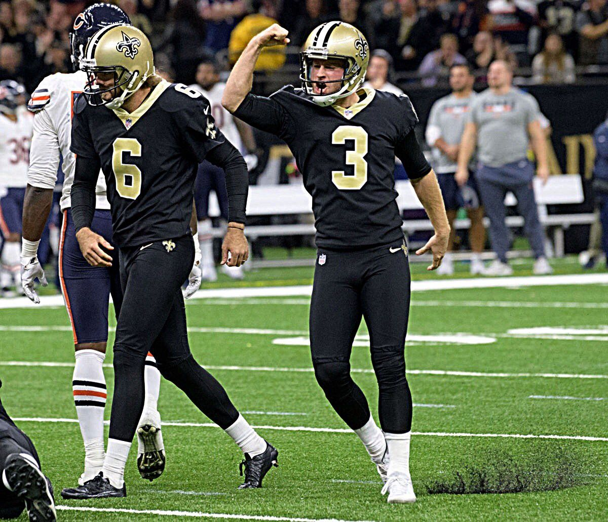 8eb1a123 Wil Lutz and Thomas Morestead ♥♥♥ | WhoDat!! ♥♥ My Saints | New ...