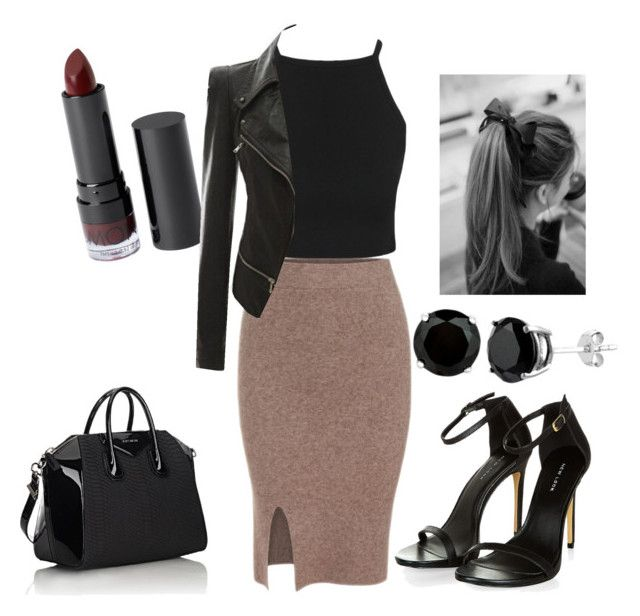 """""""Untitled #12"""" by kayla-daniels on Polyvore featuring Monki and Givenchy"""