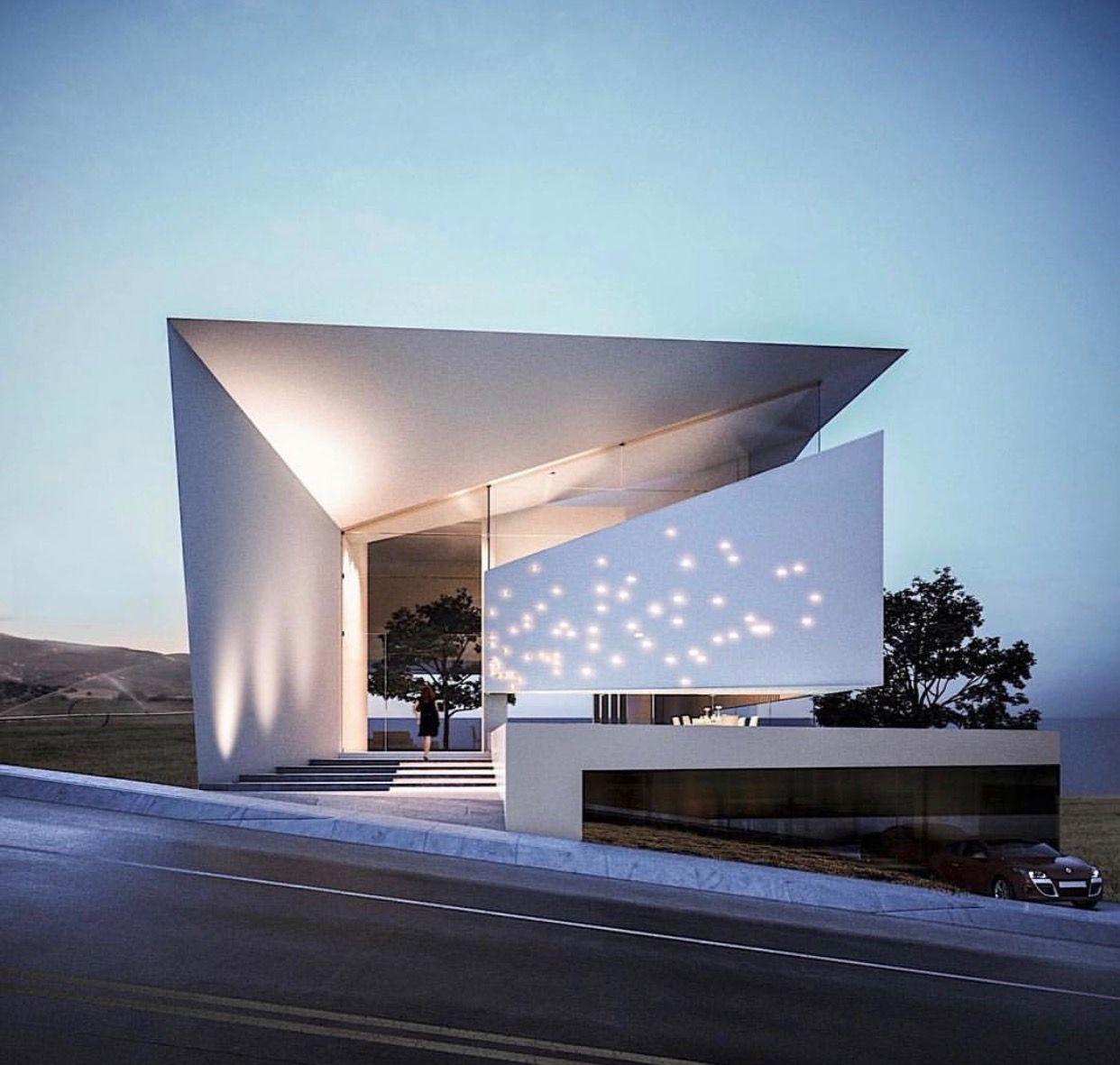 Pin von Jie-Si Lin auf Building 建築設計 | Pinterest | Kran, Aussen ...