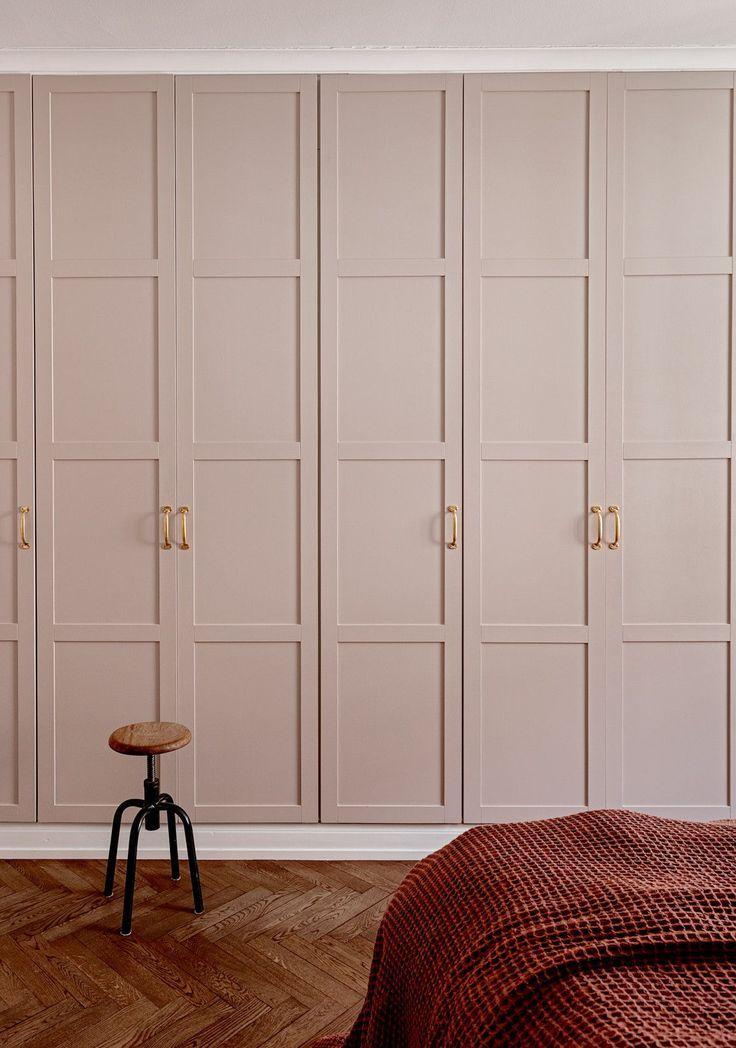 Bedroom in dusty pink - COCO LAPINE DESIGN