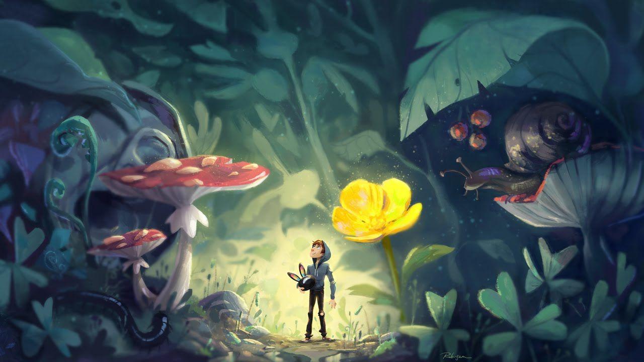 Pogo - Kindred Shadow (Full Album)   Animation art, Art ...
