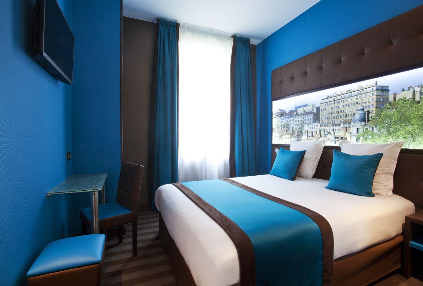 Nos chambres single  ©Delphine Coutant