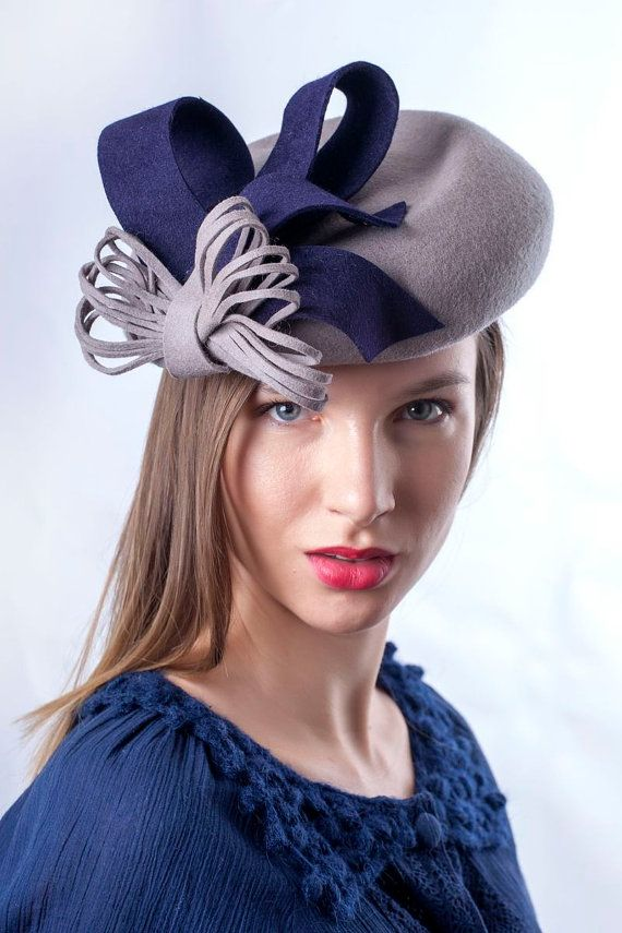 #AW2015 #elegant #fashion #pilbox #hat by #IrinaSardareva #millinery