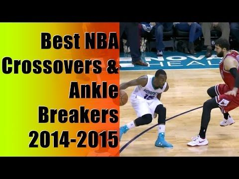 top 10 best crossovers ankle breakers nba 2014 2015 basketball
