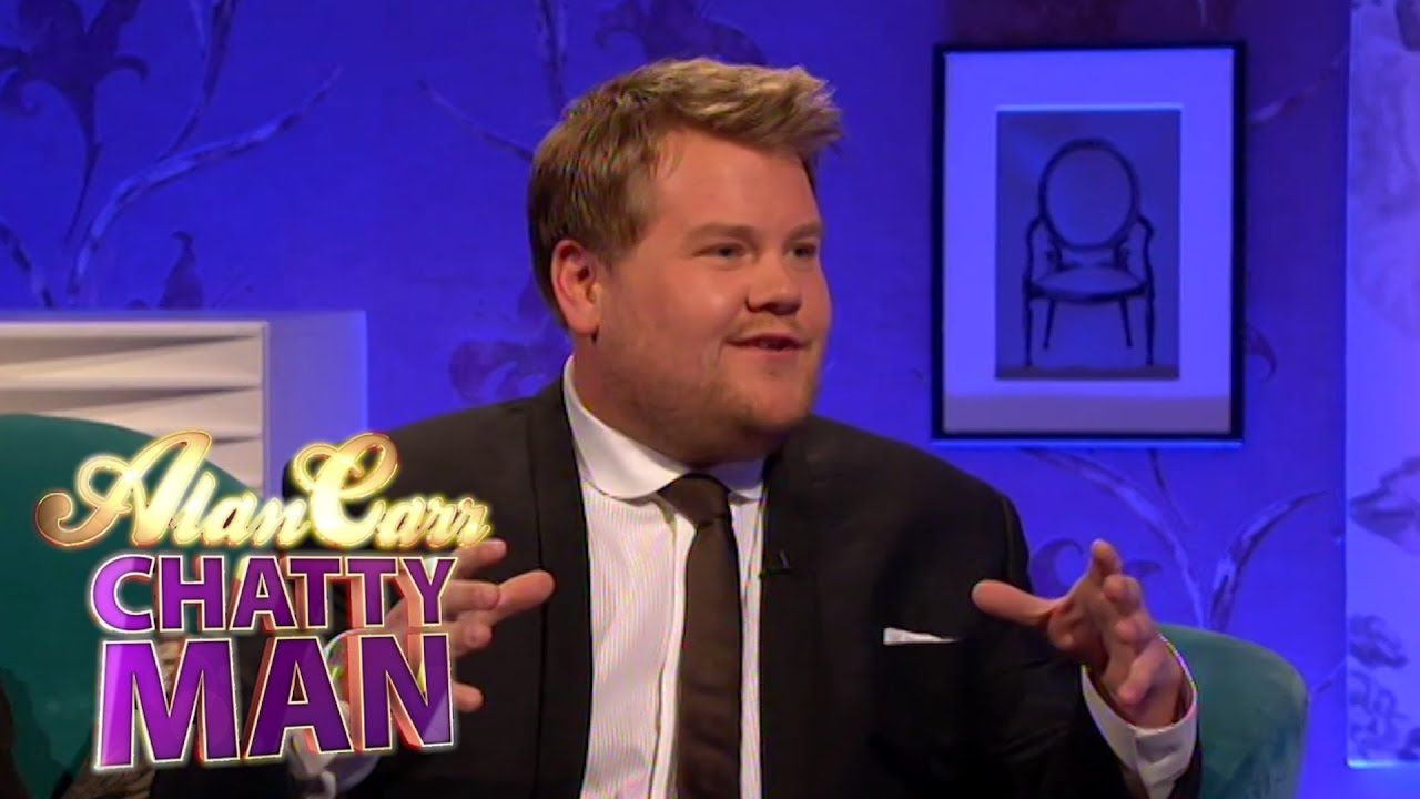 James Corden Full Interview on Alan
