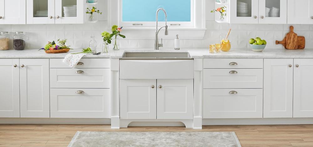 Apron Sink Base Cabinet Google Search Elkay Stainless Steel Kitchen Sink Steel Kitchen Sink
